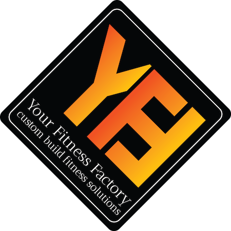Logo_Your Fitness Factory_square met lijn